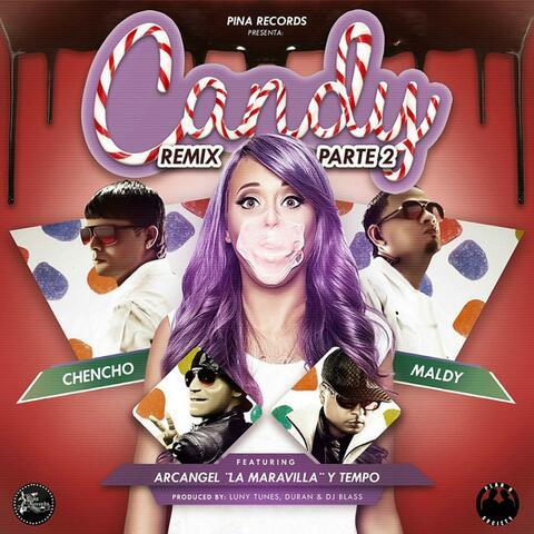 Candy Remix Parte 2 (feat. Tempo & Arcangel)