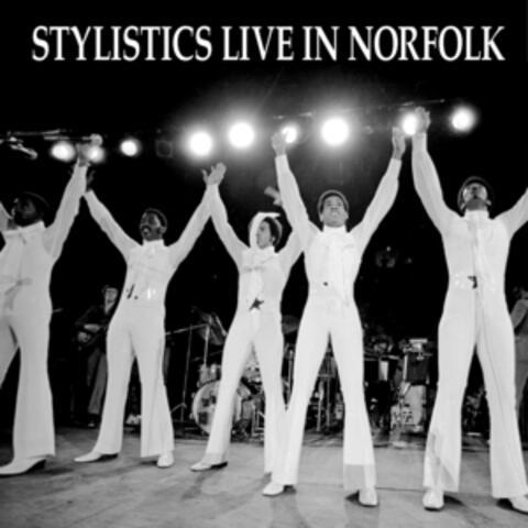 Stylistics Live In Norfolk
