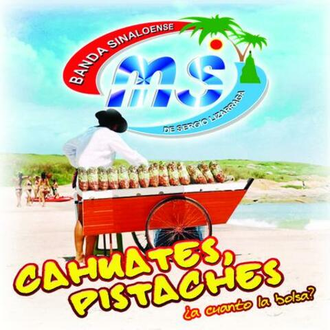 Cahuates, Pistaches