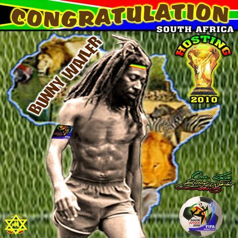 Congratulations South Africa