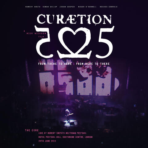 Curaetion-25: From There To Here | From Here To There