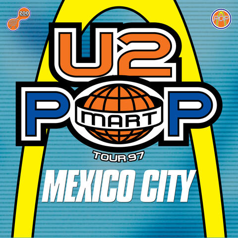 The Virtual Road – PopMart Live From Mexico City EP