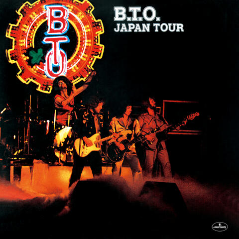 B.T.O. Japan Tour