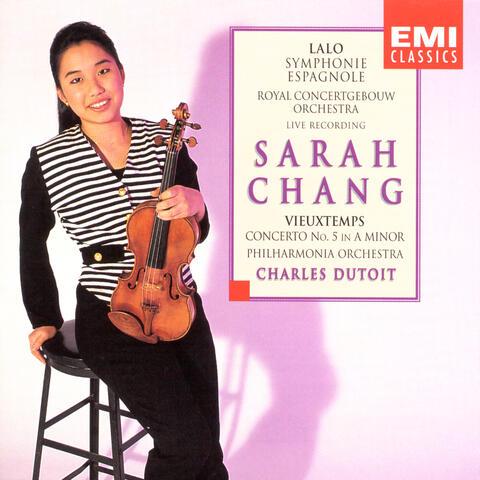Vieuxtemps/Lalo Violin Concertos