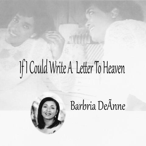 If I Could Write a Letter to Heaven