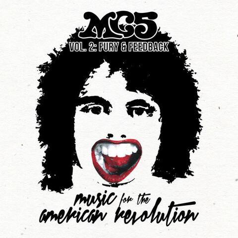 Music for the American Revolution, Vol. 2: Fury & Feedback (Live)