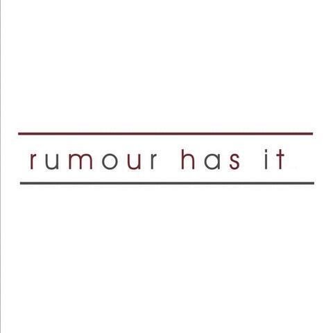Rumour Has It - Single