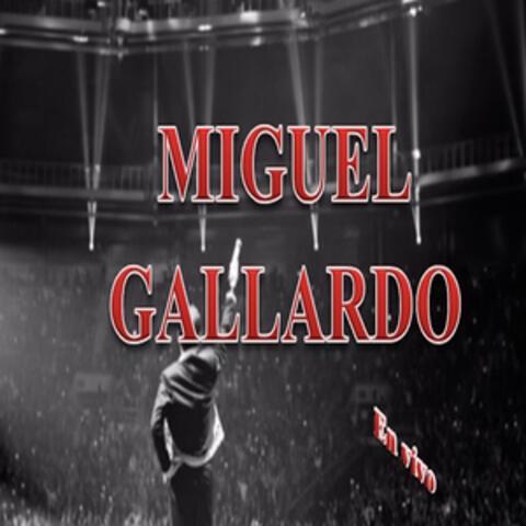 Miguel Gallardo en Vivo