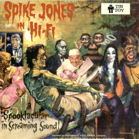 A Spooktacular in Screaming Sound!