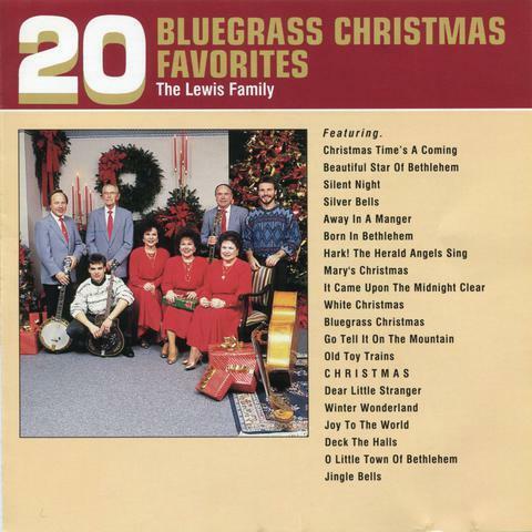 20 Bluegrass Christmas Favorites