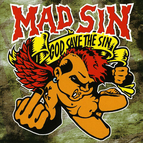 God Save the Sin (Re-issue 2008)