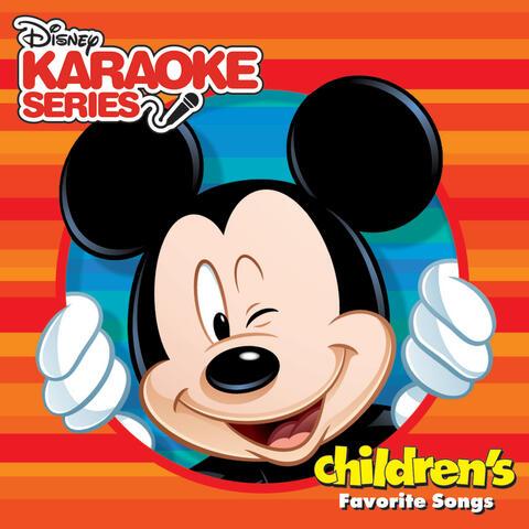 Disney Karaoke Series: Children's Favorite Songs