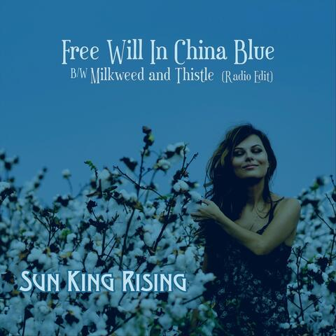 Free Will in China Blue