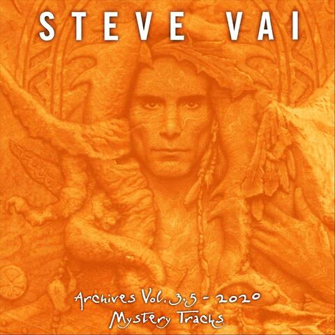 Steve Vai Archives Vol 3.5 - 2020: Mystery Tracks