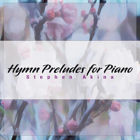 Hymn Preludes for Piano