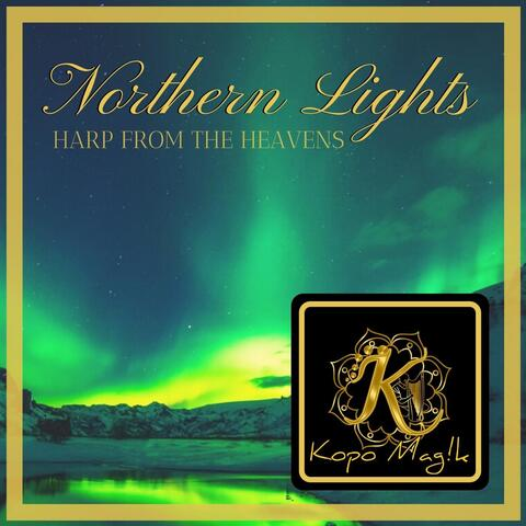 Northern Lights: Harp from the Heavens