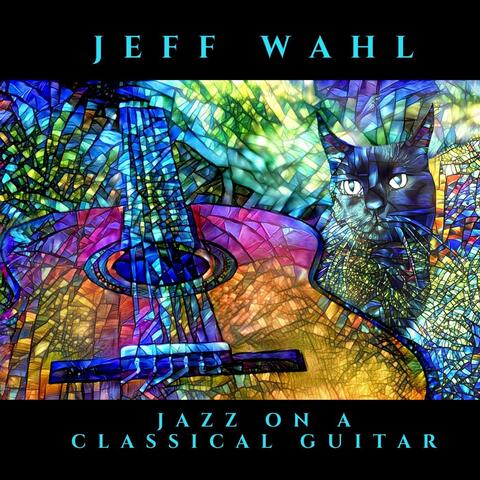 Jazz on a Classical Guitar