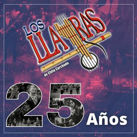 Los Llayras 25 Años
