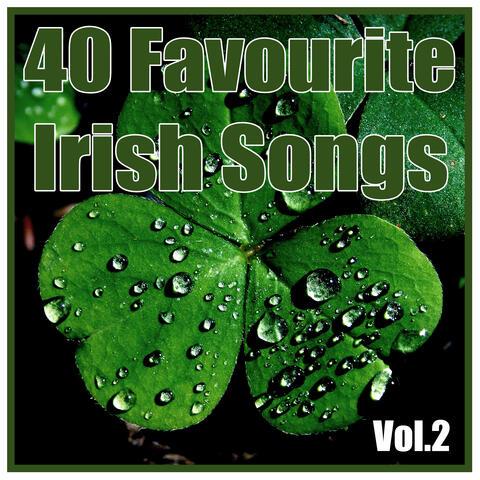 40 Favourite Irish Songs