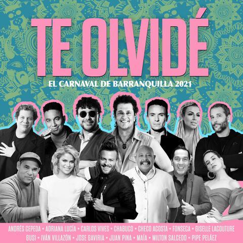 Te Olvidé: el Carnaval de Barranquilla 2021