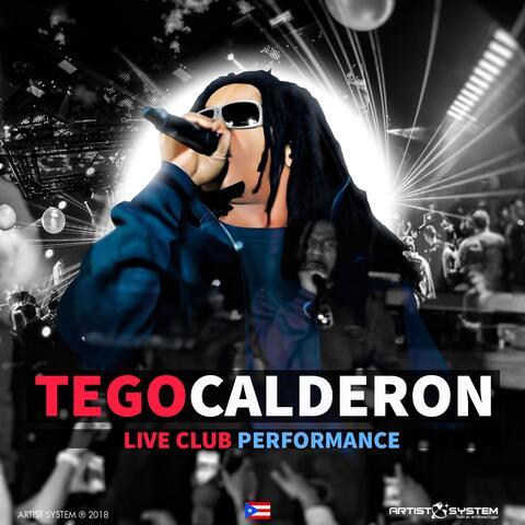Tego Calderon  Live Club  Performance
