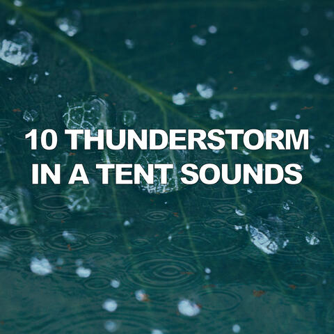 10 Thunderstorm in a Tent Sounds