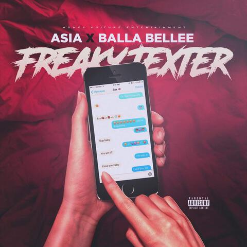 Freaky Texter (feat. Balla Bellee)
