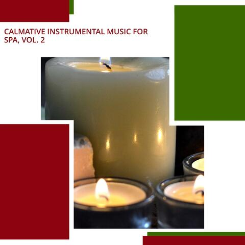 Calmative Instrumental Music For Spa, Vol. 2