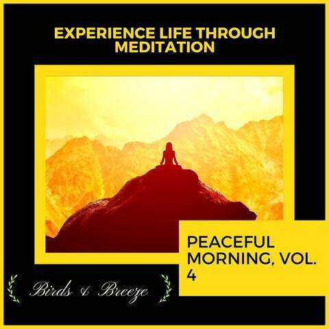 Experience Life Through Meditation - Peaceful Morning, Vol. 4