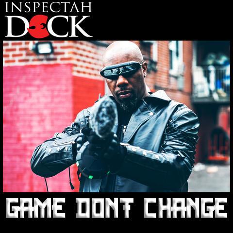 Game Don't Change