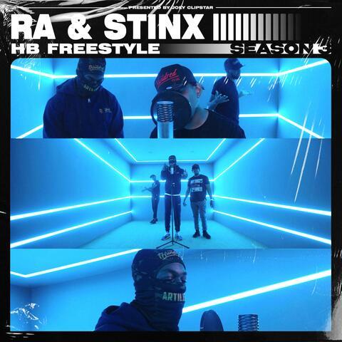 RA & Stinx Back to Back HB Freestyle (Season 3)