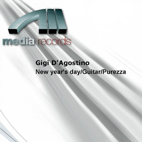 New year's day/Guitar/Purezza