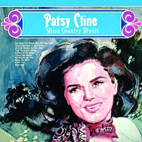 Patsy Cline ‎- Miss Country Music