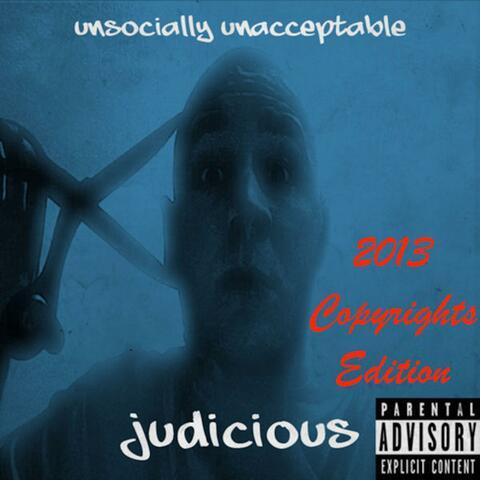 Unsocially Unacceptable (2013 Copyrights Edition)