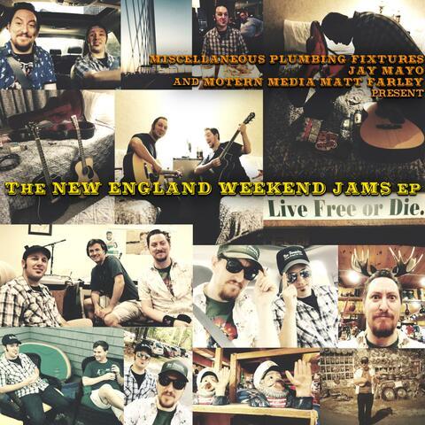 The New England Weekend Jams EP