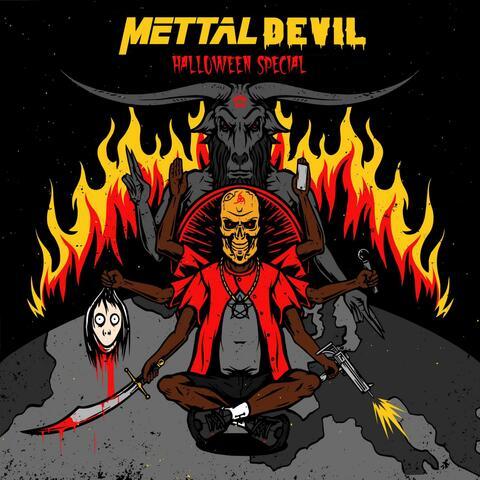 Mettal Devil Halloween Special