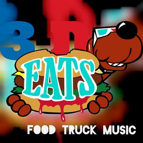 3-D Eats Food Truck Music