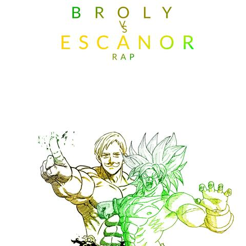 Broly Vs Escanor Rap (feat. GhostPlay)