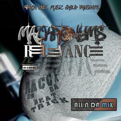 All N Da Mix (feat. Racci AK Ashy Knuckles & Cahardcore)