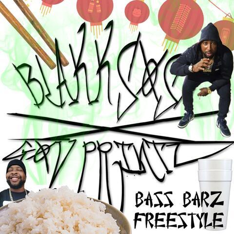Bass Barz Freestyle (feat. Blakksosa)