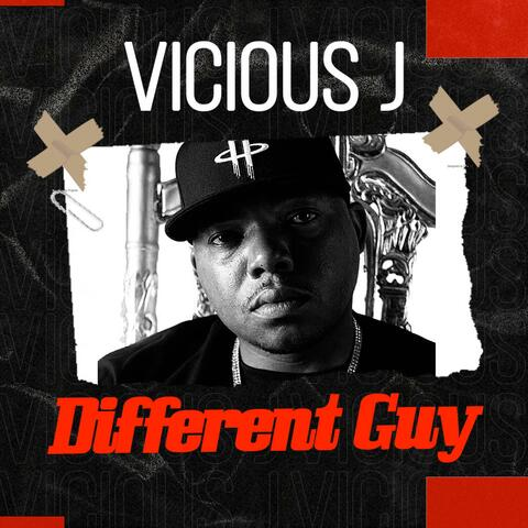 Different GUY