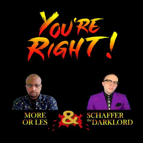 You're Right! (DJ EP)