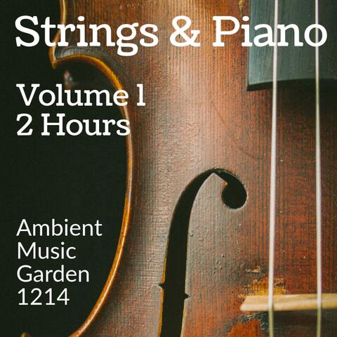 Strings and Piano, Vol. 1