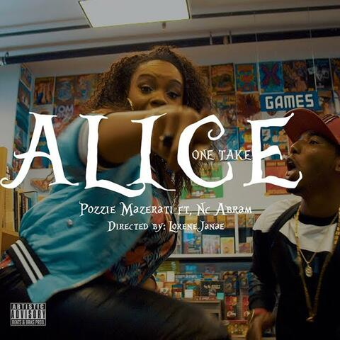 Alice (feat. Nc.Abram)