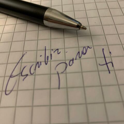 Escribir para ti