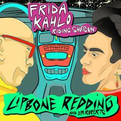 Frida Kahlo Riding Shotgun
