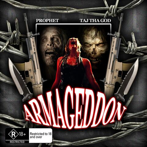 Armageddon (feat. Taj Tha God)