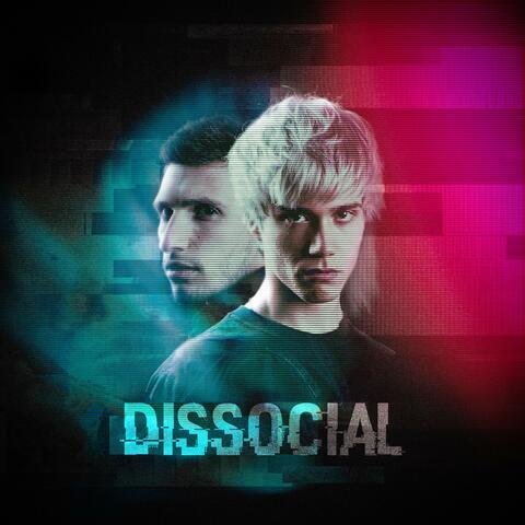 Dissocial (feat. Mozik)
