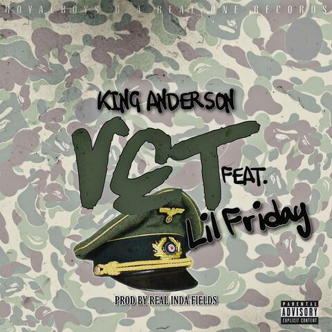 Vet (feat. Lil Friday)