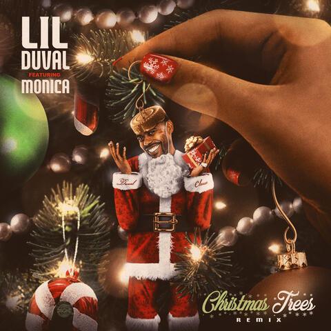 Christmas Trees (Remix) [feat. Monica]